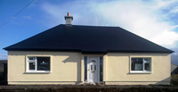 After image of property in Swinford